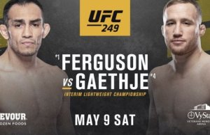 How To Watch Ferguson vs Gaethje UFC 249 Live Stream, TV Channel
