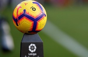 La Liga to return with 32 consecutive days of football