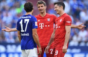 Hansi Flick Frustrated With Lewandowski-Muller Absence For Next Bayern Tie