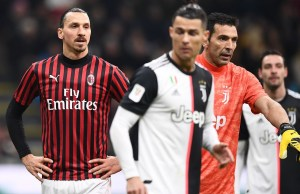 Juventus vs AC Milan Head To Head Results & Records (H2H)