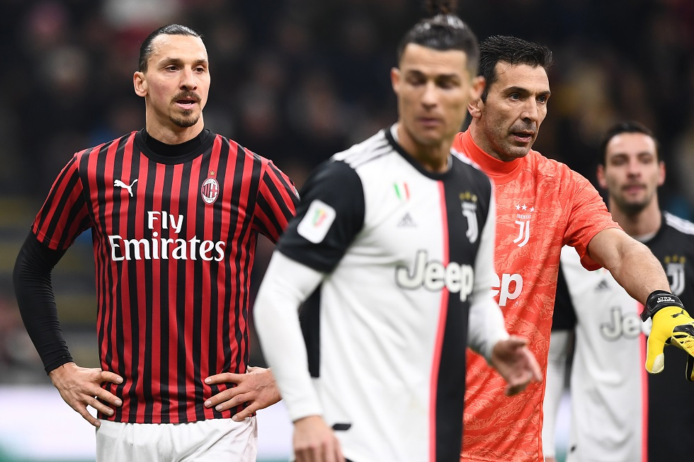 Juventus vs AC Milan Live Stream, Betting, TV & Preview