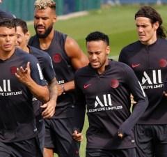 Legendary Duo Silva And Cavani Set To Leave Paris Saint-Germain This Summer