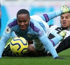 Manchester City vs Newcastle United Head To Head Results & Records (H2H)