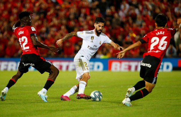 Real Madrid vs Mallorca Live Stream, Betting, TV, Preview & News