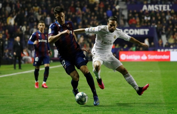 Real Madrid vs Valencia Head To Head Results & Records (H2H)