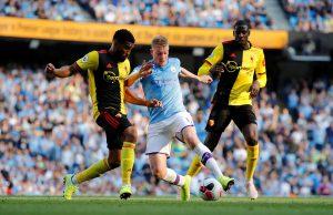 Manchester City vs Watford Live Stream