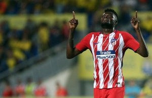 Partey to turn down Arsenal - in favor of Atletico stay!