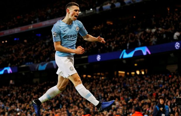 Phil Foden is the future of English football says Ferdinand