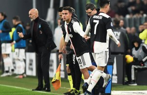 Ronaldo-Dybala wreaking havoc at Turin