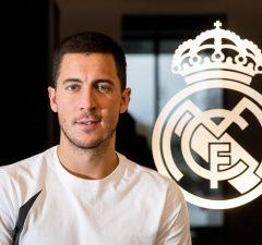 Eden Hazard Opens Up On Scoring Champions League Goals