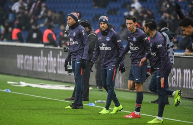 PSG predicted line up vs Atalanta
