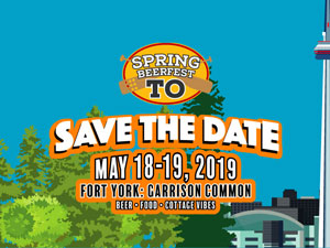 Spring Beerfest TO 2019