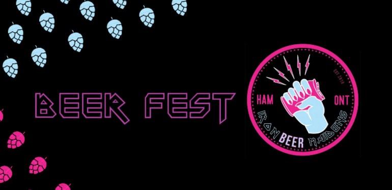 Iron Beer Maidens Beer Fest!