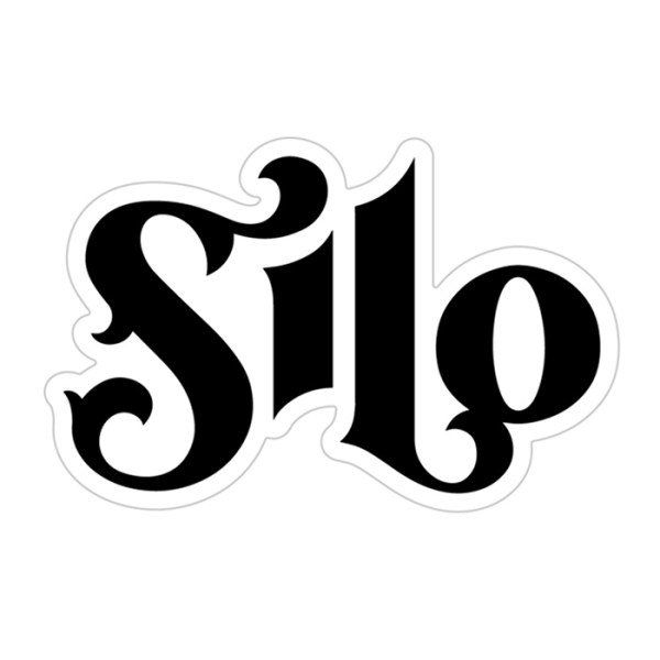 Silo Country Metal Band Sticker