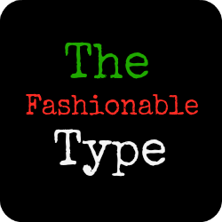The Fashionable Type Button