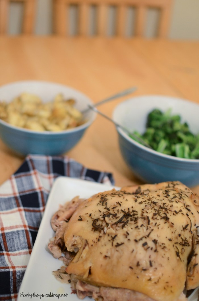 crockpot chicken easy meal ideas