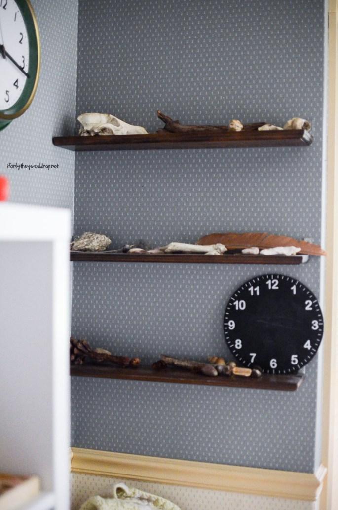 Homeschool Room Inspiration and Organization