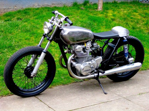 small resolution of  71 honda cb450 by holiday customs