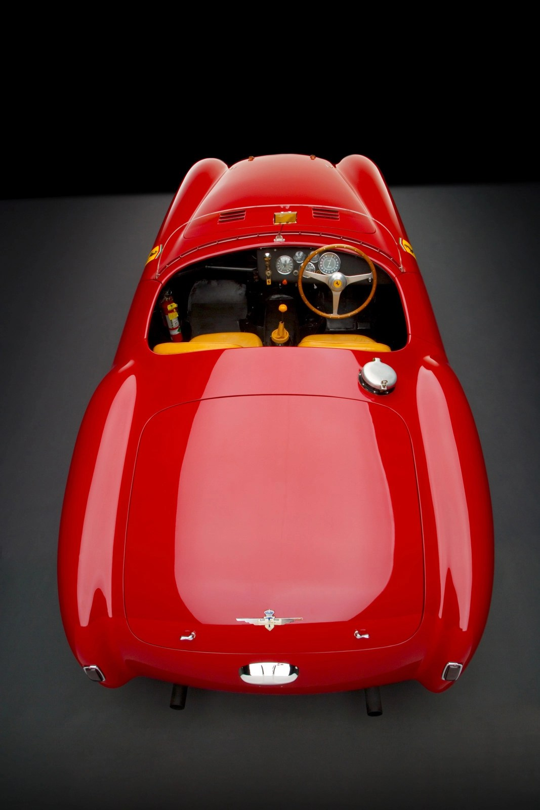 Best Looking Car Wallpaper 1953 Ferrari 340mm Competition Spyder Silodrome