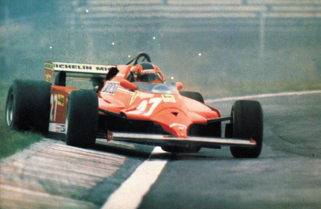 Gilles Villeneuve  Silodrome