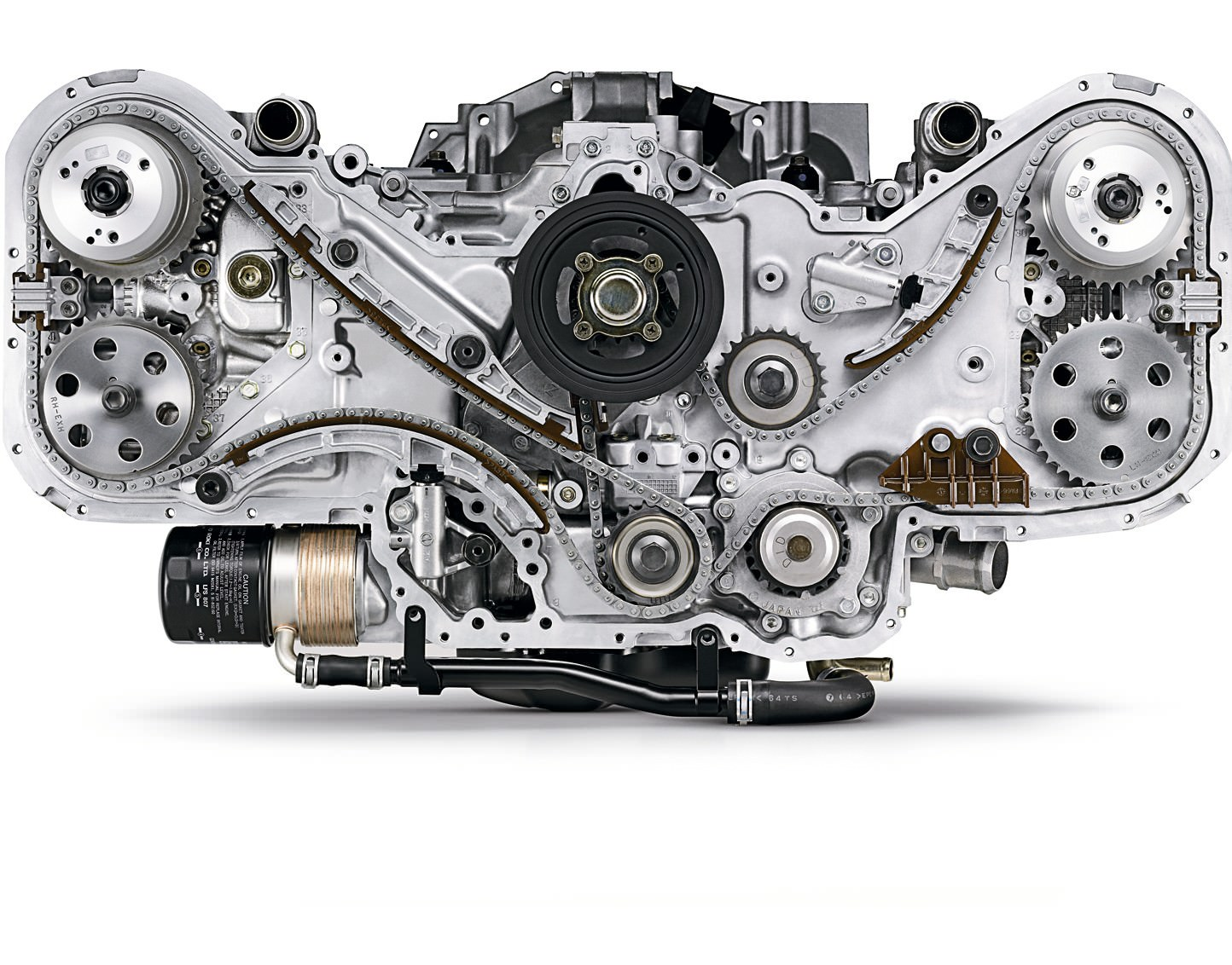 subaru h6 engine diagram