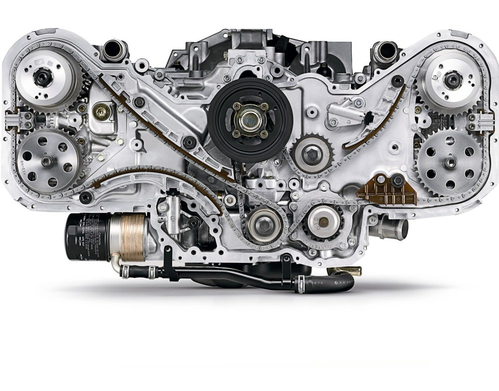 medium resolution of  a horizontally opposed masterpiece that will soon fall victim to this recent industry trend the 3 6 liter 6 cylinder boxer engine is on it s way out
