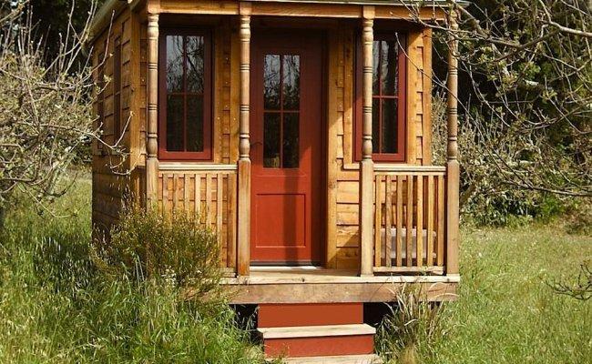 The Incredible Tumbleweed Epu House