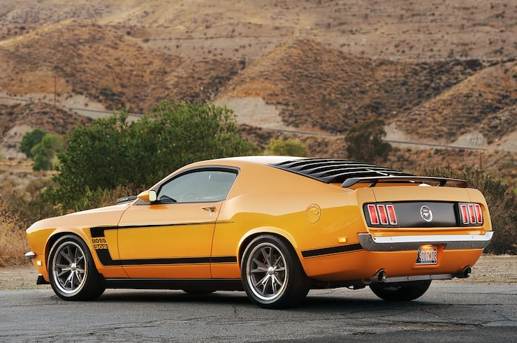 In 1969, chevy, oldsmobile, dodge, and ford were in a race to see who could produce the most powerful muscle car. Retrobuilt 1969 Mustang Fastback
