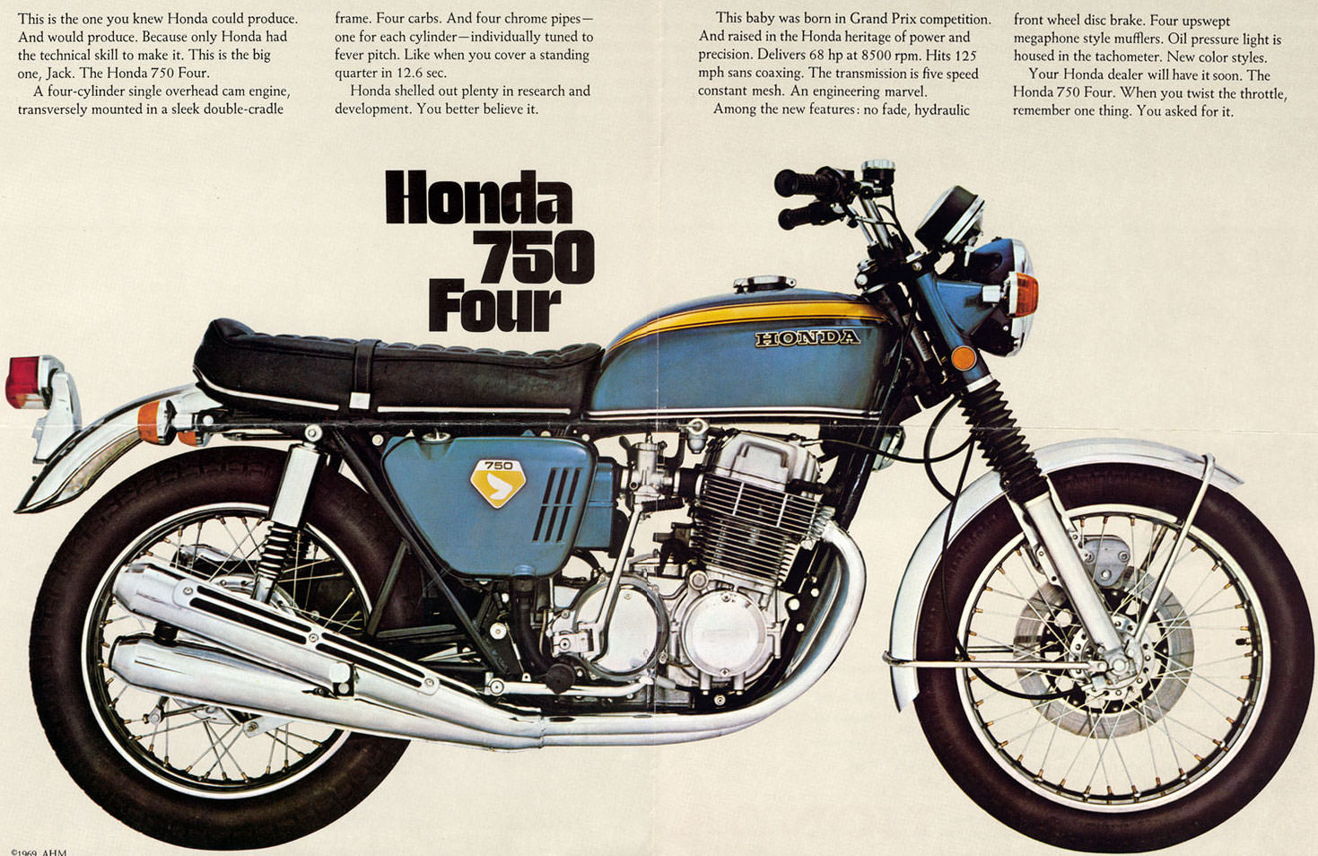 hight resolution of honda cb750 the absolutely essential free buying guide wiring diagram 1971 honda 750 four