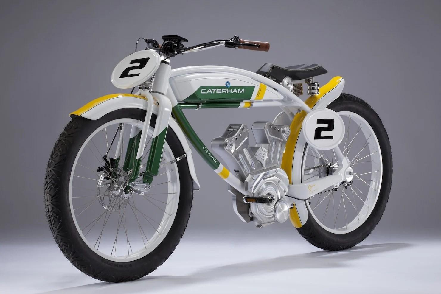 caterham bikes ile ilgili görsel sonucu