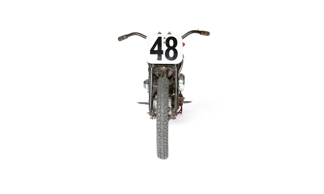 Harley Davidson WR 750 Factory Racer