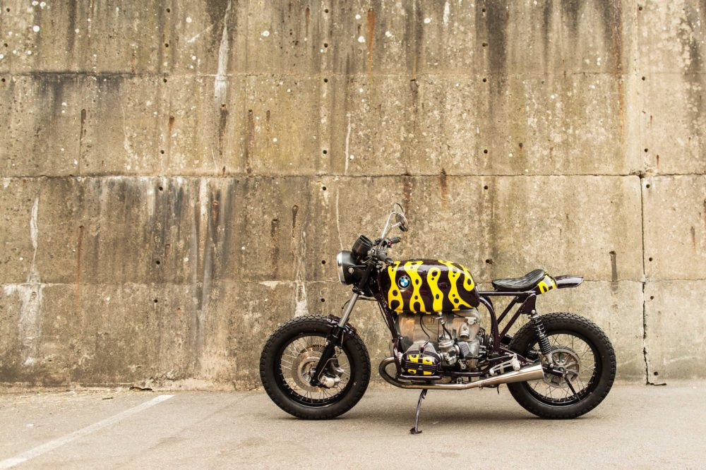 medium resolution of bmw r80 7 poison dart rh silodrome com bmw r80 7 wiring diagram bmw r80rt