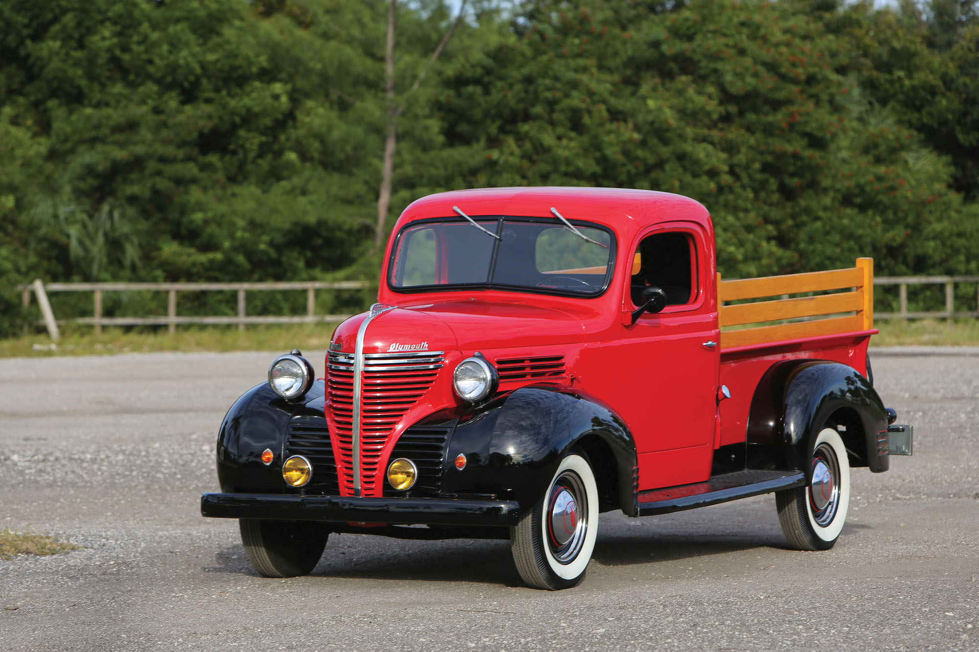 1940 Plymouth Pt105 Pickup