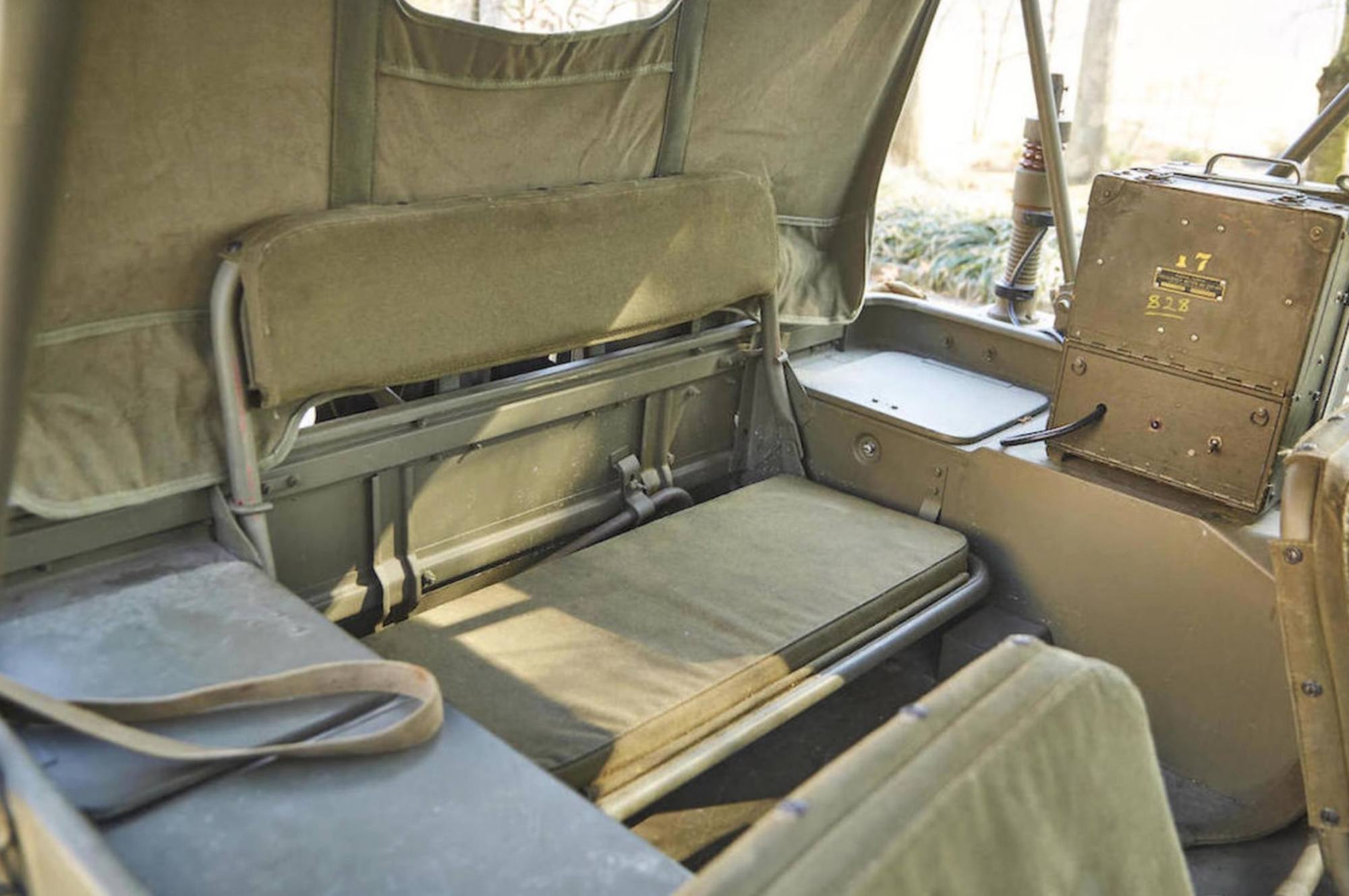 hight resolution of 1943 willys jeep with trailerwillys jeep rear seat 9