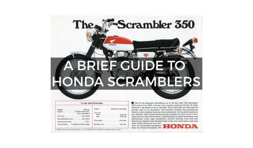 small resolution of a brief 1600x939 a brief guide to honda scramblers