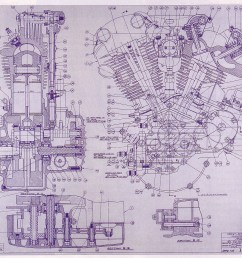 wrg 1907 1930 harley davidson engine diagram 1930 harley davidson engine diagram [ 1451 x 1236 Pixel ]