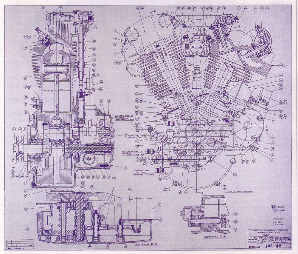 medium resolution of wrg 1907 1930 harley davidson engine diagram 1930 harley davidson engine diagram