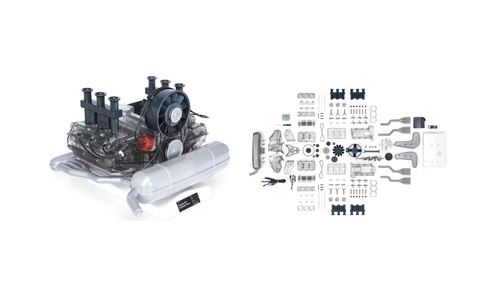 Porsche Flat 6 Engine Diagram • Wiring Diagram For Free