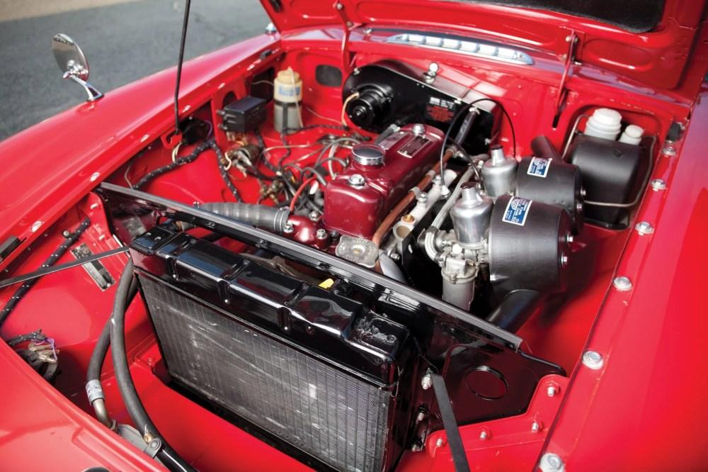 medium resolution of mgb roadster