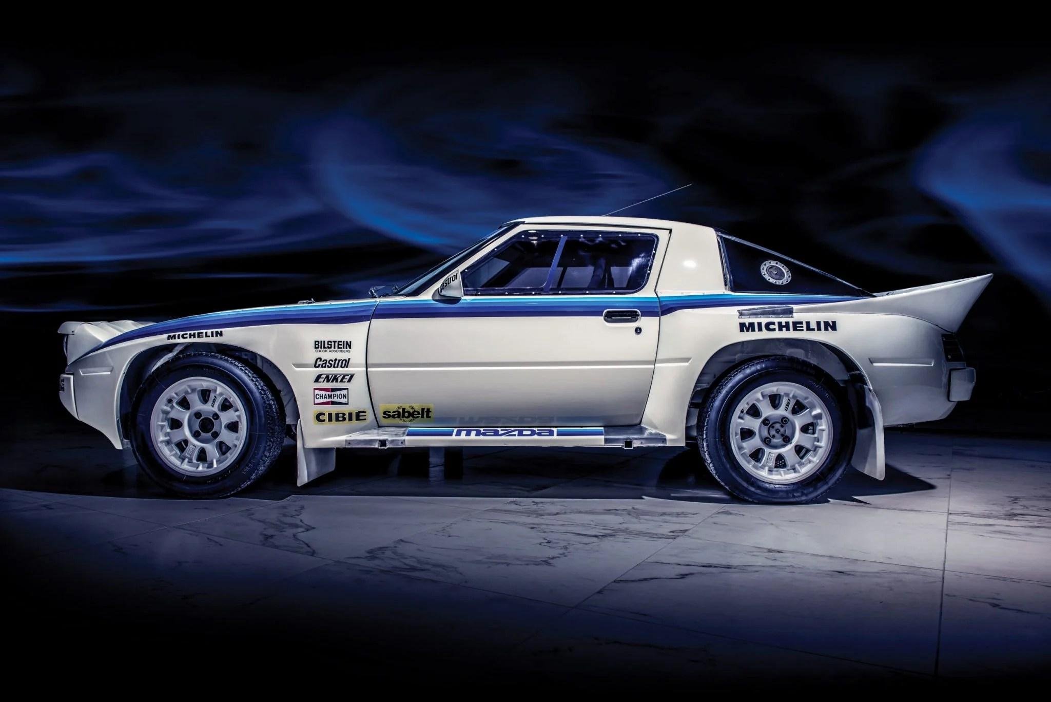 1984 Rx 7 Race Car With Bp Almost A Miata Page 18 Miata Turbo Forum