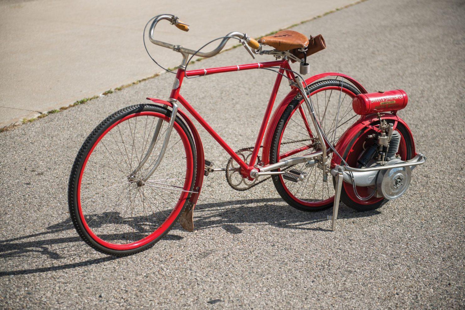 Briggs Amp Stratton Motor Wheel Bicycle