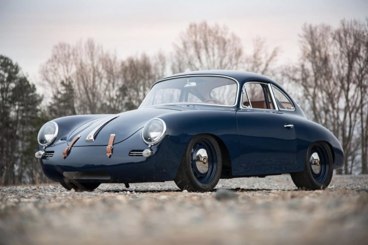 A 1964 Porsche 356 Outlaw with a 236 HP 28 Liter Flat6