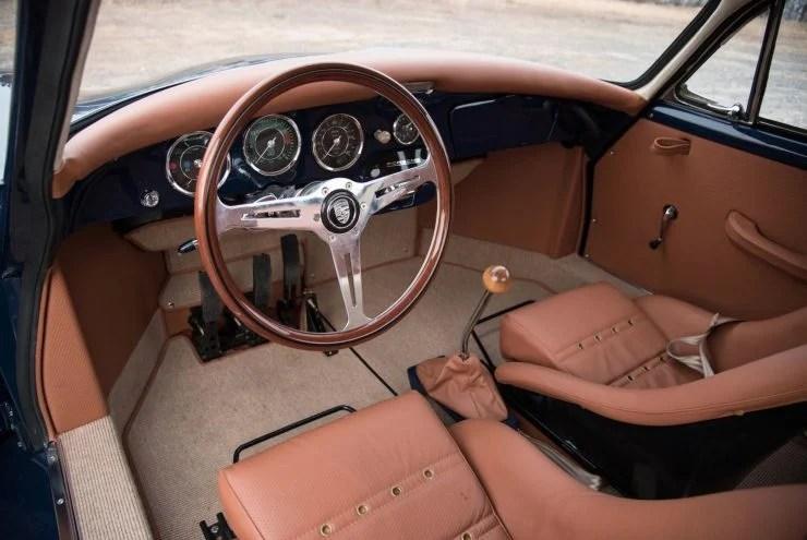 A 1964 Porsche 356 Outlaw with a 236 HP 28 Liter Flat6