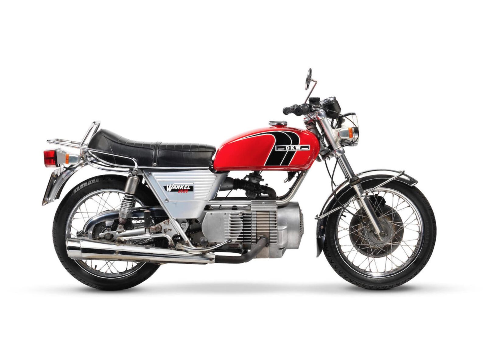 hight resolution of dkw w2000 rotary a wankel rotary motorcycle