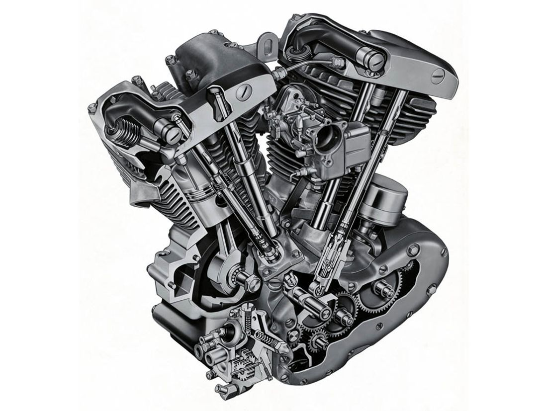hight resolution of harley davidson shovelhead engine diagram