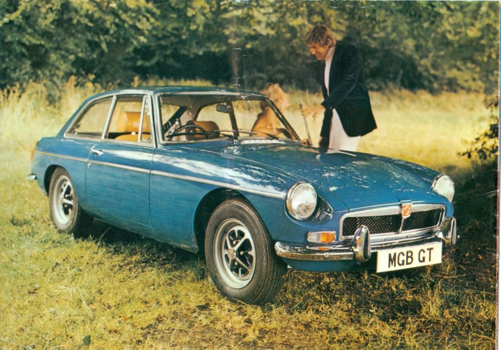 medium resolution of  mgb v8 gt and roadster the essential buying guide british mgb wiring harness on mgb