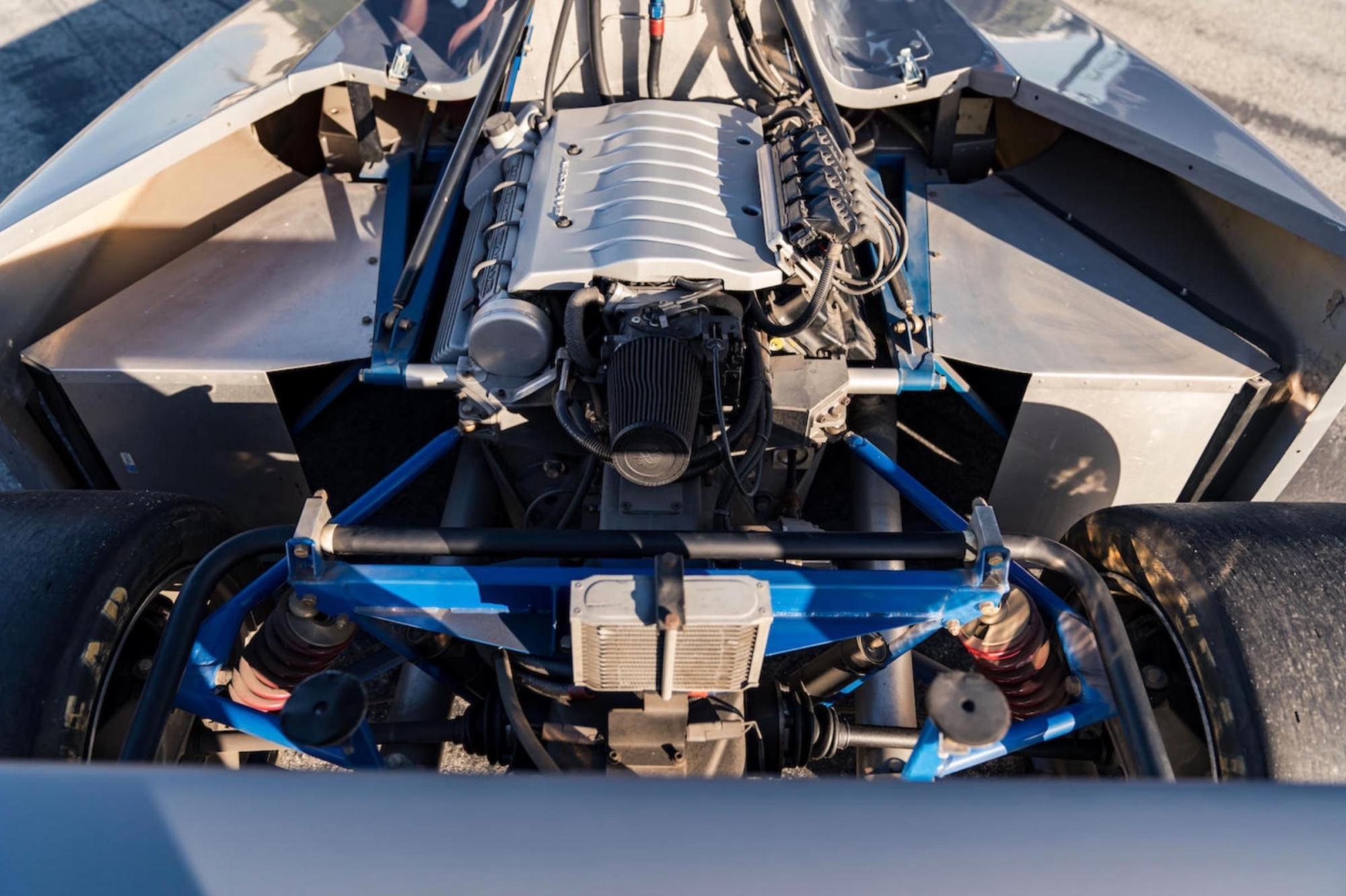 hight resolution of shelby can am aurora v8 engine
