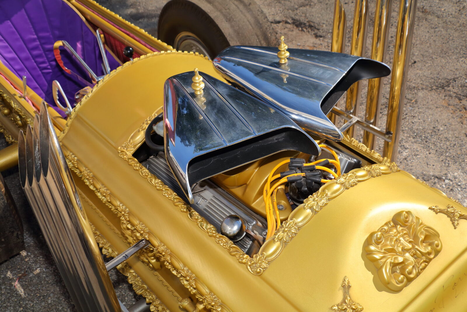 hight resolution of drag u la munster drag car v8 engine