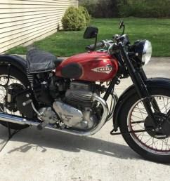 ariel mark ii square 4 motorcycle [ 1024 x 808 Pixel ]