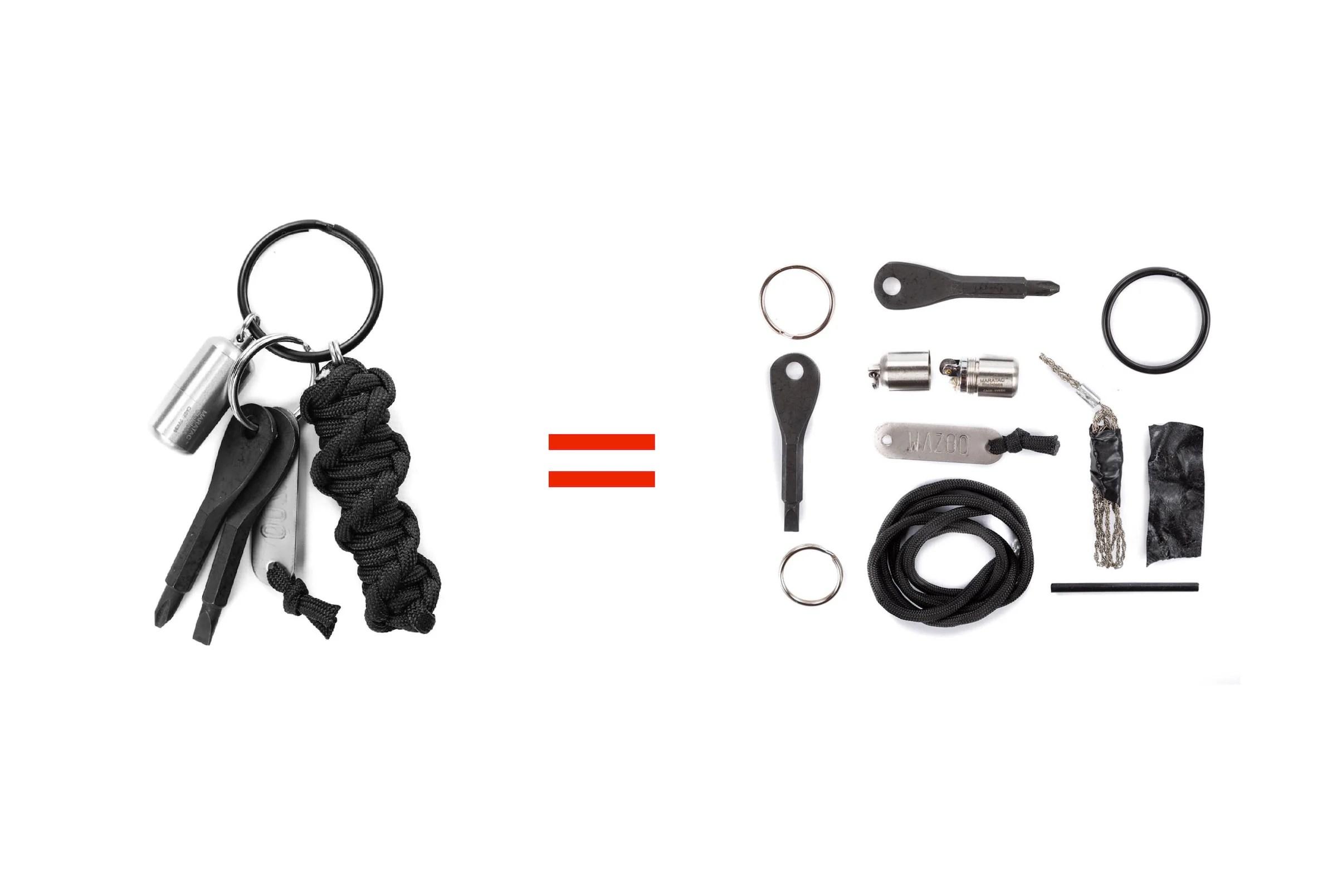 The Huckberry Essential EDC Kit